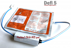 AED pad for child